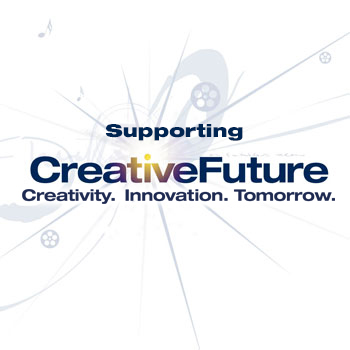 Creative Future Support Creativity Badge
