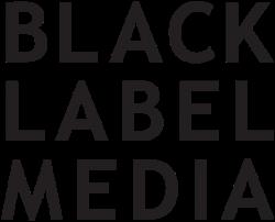 Black Label Media logo