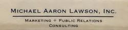 Michael Aaron Lawson, Inc.